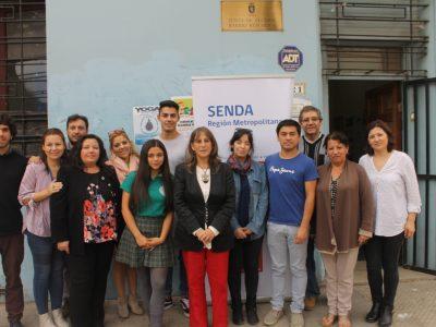 Directora de SENDA participa de la primera sesión del Consejo de la Sociedad Civil