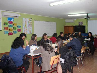 SENDA Previene Hualañé refuerza programas preventivos en establecimientos educacionales de la comuna