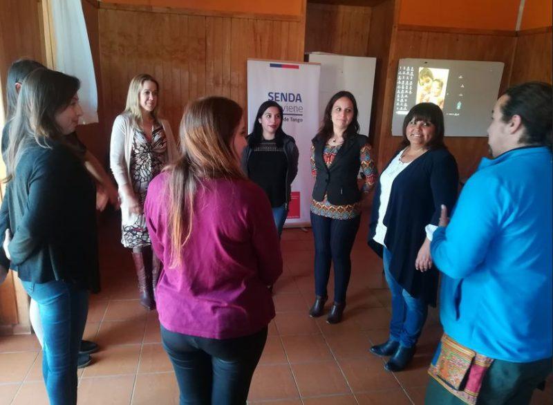 Previene Calera de Tango se reúne con establecimientos educacionales focalizados