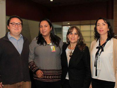 SENDA presenta en el Consejo Comunal de Seguridad Pública de Vitacura