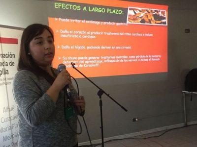 SENDA participa en Gobierno Presente en la comuna de Curacaví