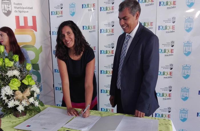 SENDA y Municipalidad de Iquique implementarán programa de prevención del consumo de alcohol de riesgo