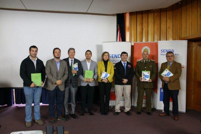 SENDA dio inicio al Año Escolar Preventivo en Los Ríos