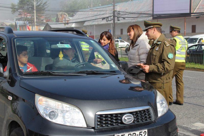 Autoridades Anunciaron Controles Preventivos y Fiscalizaciones a los Automovilistas y Buses Interurbanos y Rurales
