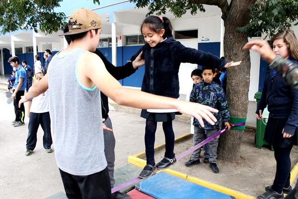 Senda O'Higgins y Rancagua celebran Día de la Actividad Física