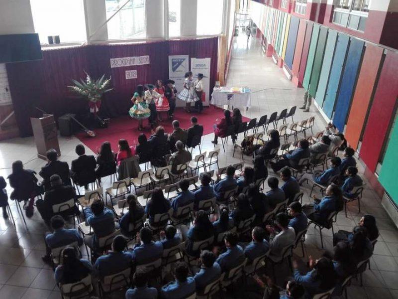 Más de 800 establecimientos educacionales de la región cuentan con programas de prevención del consumo de drogas y alcohol