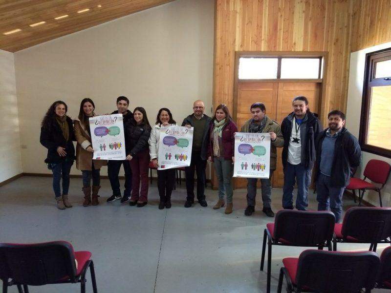SENDA Previene La Unión realizó 2ª Mesa Comunal de Tratamiento e Integración Social