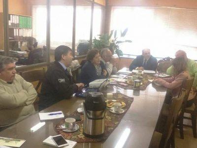 Con capacitación a directores de Establecimiento Educacionales Municipales de Paillaco se dio el vamos al Año Escolar Preventivo 2018 en la comuna