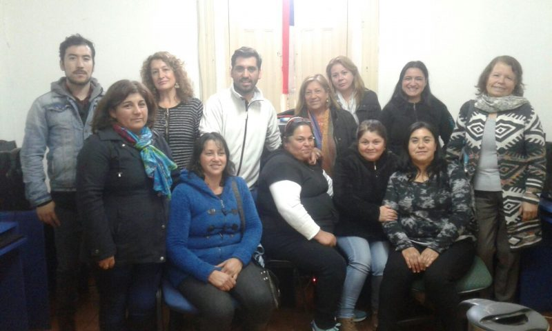 SENDA Previene San Clemente comenzó a desarrollar curso de alfabetización digital  para dirigentes sociales