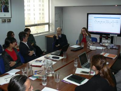 Chile acoge reunión de Grupo de Expertos de Reducción de la Demanda de la CICAD/EA