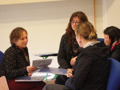 Senda Capacita a Profesionales de Establecimientos Educacionales de Coyhaique en el Programa Continuo Preventivo Escolar