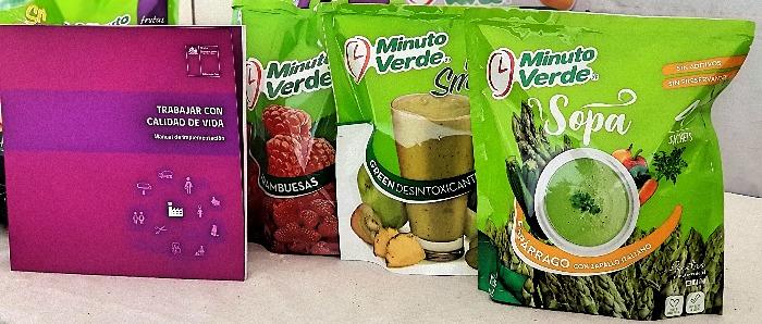 Empresa Minuto Verde firma acuerdo con SENDA para prevenir el consumo de drogas y alcohol