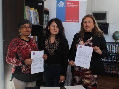 SENDA Valparaíso activa convenio de colaboración con bliblioteca Santiago Severín para difundir textos de Bibliodrogas