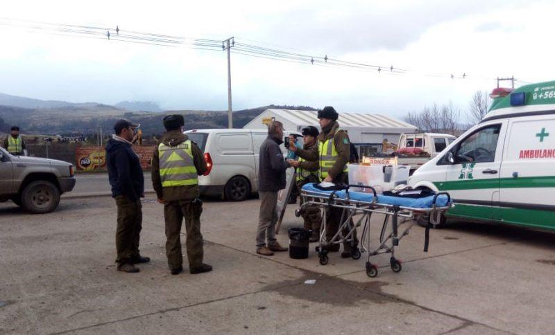 Senda Aysén Realizó 820 Controles Preventivos a Conductores Durante Fin de Semana del 21 de Mayo