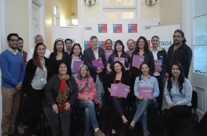 Nuevas organizaciones públicas y privadas sesuman al programa laboral preventivo de SENDA