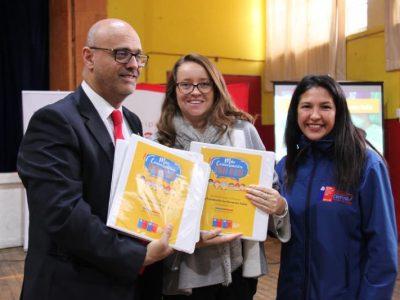 Gobierno conmemora Día de la Prevención facilitando el acceso de material preventivo al 100% de establecimientos educacionales