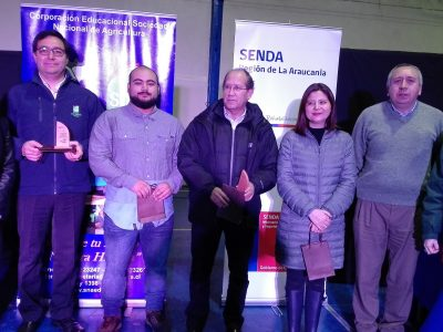 Liceo Industrial celebró junto a SENDA el día internacional de la prevención de drogas y alcohol.