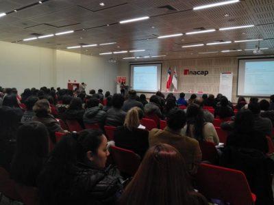 Con seminario preventivo el SENDA conmemoró el día internacional de la prevención