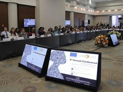 """Chile participa en 3° Conferencia Anual de Copolad sobre """"Mujeres y políticas de drogas"""""""