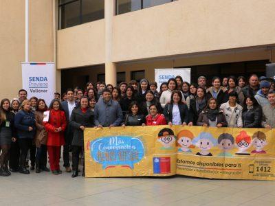 Realizan Jornada Nacional de Reflexión para prevenir el consumo de drogas