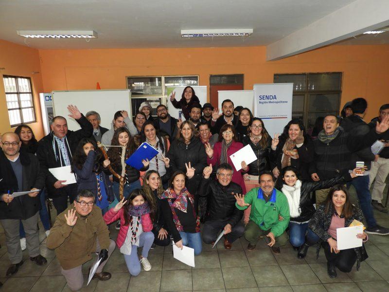 SENDA convoca a más de 8 mil adultos en inédita Jornada Nacional sobre prevención del consumo de drogas en menores
