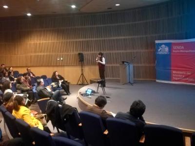 SENDA fortalece herramientas preventivas de orientadores y docentes de más de 300 escuelas y liceos de la Región Metropolitana