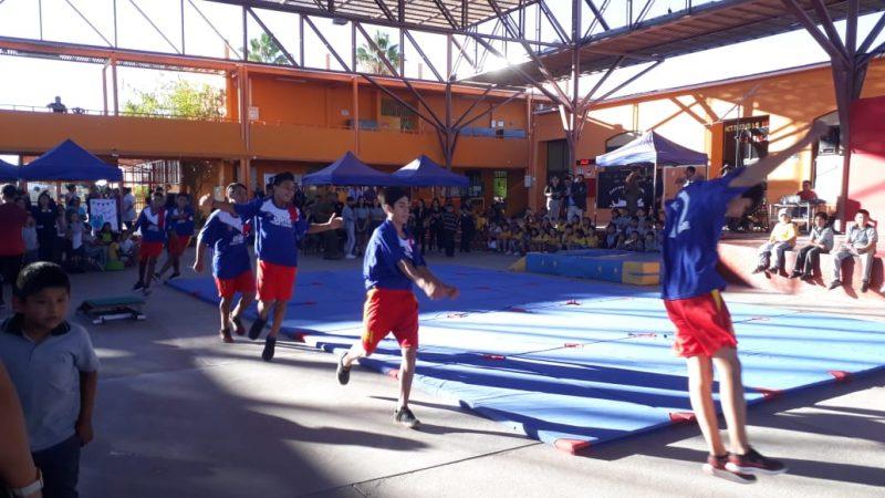 Escuela San Andrés de Pica promueve estilos de vida saludable para prevenir consumo de drogas en los estudiantes