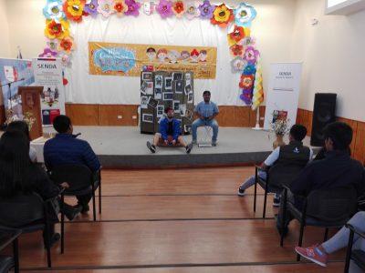 SENDA Tarapacá partió conmemoración del Mes de la Prevención en la comuna de Huara