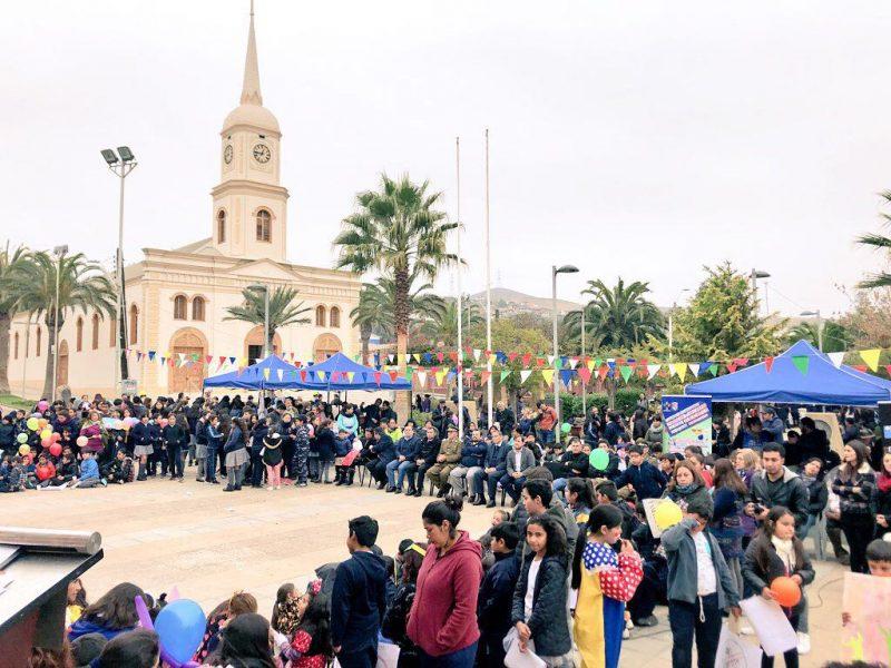 Senda Atacama conmemora el Día Internacional de la Prevención en Freirina