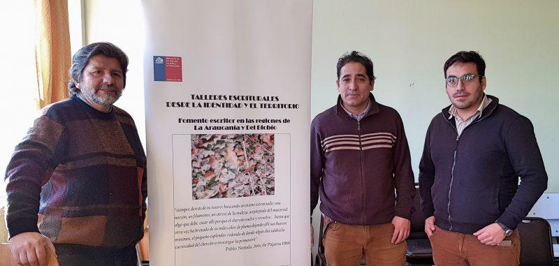 Organización Escribir para Sanar ejecuta fondo nacional del libro con estudiantes focalizados de SENDA
