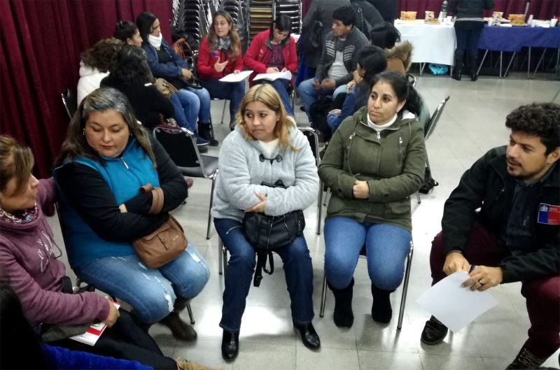 SENDA Antofagasta realizó masiva jornada de reflexión en torno a la prevención de drogas