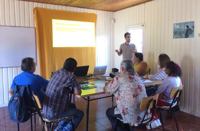Programa de Orientación Sociolaboral de SENDA Tarapacá cuenta con dependencias en Alto Hospicio