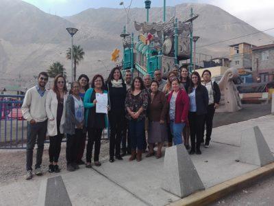 En la Población Jorge Inostrosa implementarán programa de prevención del consumo de drogas de SENDA