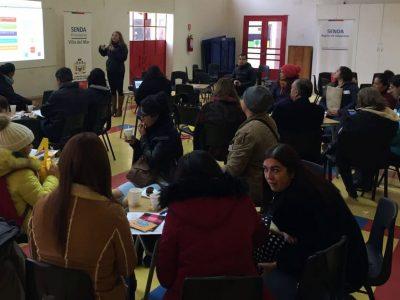 De forma simultánea en 29 comunas de la región SENDA Valparaíso llevó a cabo jornadas de reflexión en torno a la Prevención que se realizaron a lo largo de todo el país