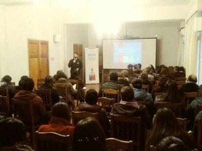 Senda Previene Linares realizó capacitación enmarcada en el mes de la prevención