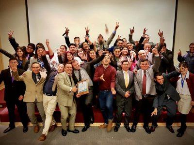 Cargada de emotividad se vivió la ceremonia de Altas Terapéuticas del programa residencial del Hospital de Curicó