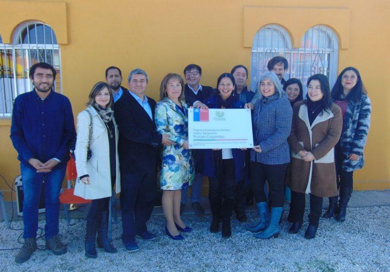 Inauguran centro de tratamiento para jóvenes en Coquimbo