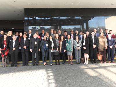 Analizan en Chile avances de XIX Reunión del Grupo de Expertos  en Reducción de la Demanda de la CICAD/OEA
