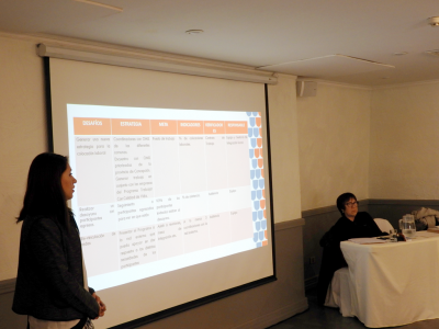 SENDA realiza jornada de perfeccionamiento para profesionales de dispositivos de Orientación Sociolaboral de todo el país