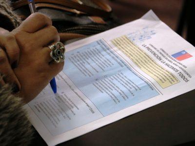 SENDA inicia Consulta Ciudadana sobre  Consumo de Drogas en Niños, Niñas y Adolescentes