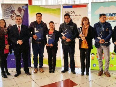 Comenzó curso formación de monitores preventivos comunitarios en drogas en San Pedro de la Paz