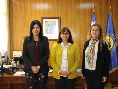 Asume nueva directora regional de SENDA en la Región de Arica y Parinacota