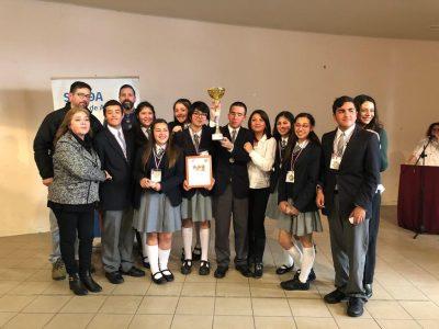 Liceo Santa Marta de Vallenar se corona campeón en debates estudiantiles de SENDA