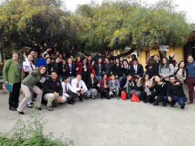Estudiantes del Liceo Santa Marta de Atacama ganan IV Macrozonal de Debates Preventivos