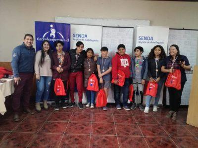 Escuela Básica de La Tirana obtuvo tercer lugar en el Debate Escolar Preventivo de la zona norte