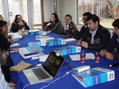 SENDA Aysén realizó taller para aplicar nuevo portafolio para labor preventiva con  niños y jóvenes