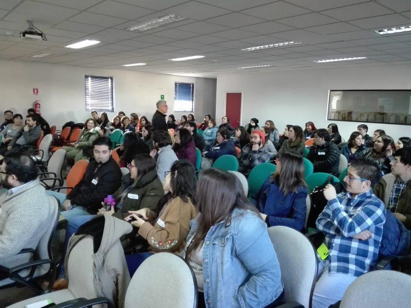 A más de un centenar de personas convocó jornada de conversación sobre inclusión, consumo de sustancias y prevención de conductas de riesgo