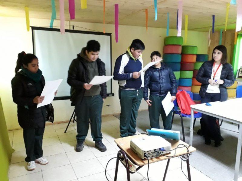 SENDA Previene Sagrada Familia realiza capacitaciones preventivas en la comuna