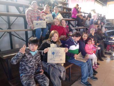 SENDA Previene y el programa municipal de la juventud realizaron el primer showroom en la comuna de San Clemente