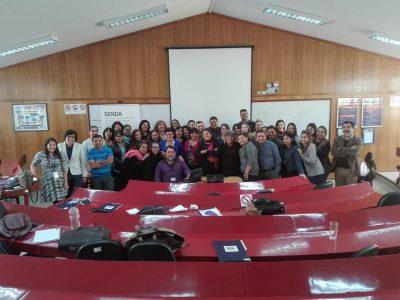 Senda capacita a 50 profesionales en acompañamiento integral en la transición de género